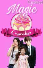 Magic Cupcakes by EliseNad
