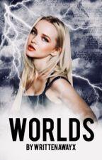 Worlds ✧ T.H  by writtenawayx