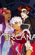 The Arcana Characters X Reader by DeathWing1245