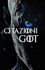 Citazioni Game of Thrones by marco_stark