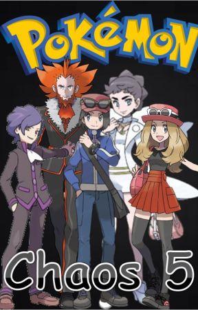 Pokémon Caos 5 - Team Flare Parte 2 by NatsuKirigaya
