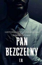 Pan Bezczelny. Dodatek do serii Biały romans. by EmiliaBaron
