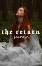•|The Return|• Scorose by maddie_rogoza