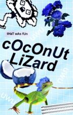 cOcOnUt LiZaRd by coconutlizard