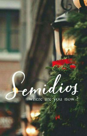 »SEMIDIÓS→ ||JV|| by clifforaleday