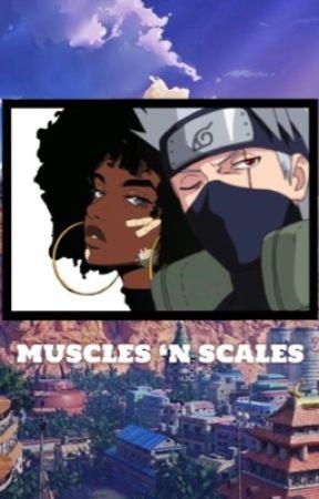 MUSCLES 'N SCALES |K. HATAKE by k-didit