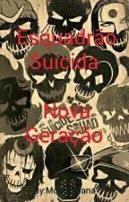 (Esquadrão Suicida) Nova Geração  by MoniUssana
