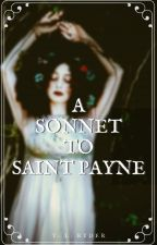 Sonnet to Saint Payne by tlryder
