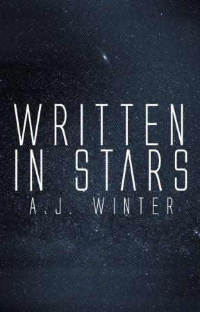 Written In Stars by ajwinterbooks