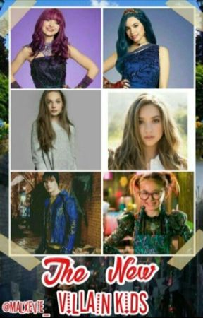 The new villain kids (descendants fanfic) - chapter 7 - Wattpad