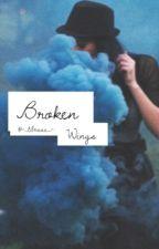 Broken wings  zodiac story  by -_libraaa_-