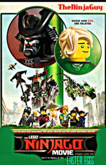 The LEGO Ninjago Movie Easter Eggs - Harry Potter Fan Yay