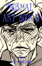 """Normal"" art book 2 by Syl-draws-sins"