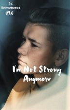 I'm not strong anymore M.G by linneananas