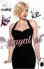 Scarlett Johansson ile Hayal Et by theredtime
