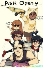 Voltron AU by SilentSong367