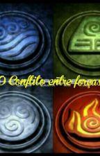 Avatar : O Conflito Entre Forças by veloz24