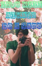(kickthepj x reader) Love will always be a game  by kickthe_Michael