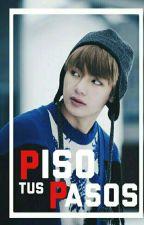 방탄 Piso Tus Pasos • Kim TaeHyung • by SANDIA119