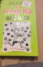 Dairy of a wimpy kid hard luck by Princejayjr