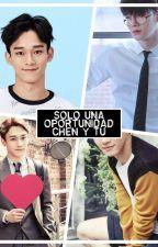 Solo una oportunidad (Chen y Tu) by cele4baek12