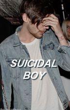 Suicidal Boy. ls. by swanyayo