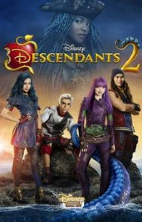 Descendants 2 Song Lyrics by Blueberry_Evie