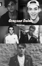 ₩Grayson Dolan Imagines₩ by Fruity_Dolans
