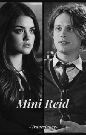 Mini Reid//Spencer Reid's Daughter  by -TrancyFancy-