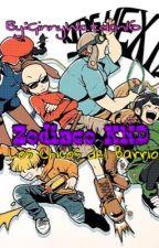 Zodiaco KND [Los chicos del barrio] by Ginnywatson16