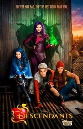 Descendants Song Lyrics by Blueberry_Evie