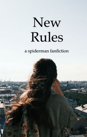 Being Rewritten | New Rules | Peter Parker by miashcaluke