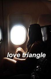 love triangle m.e. and c.d. by foxymacks
