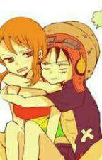 ( Luffy x nami fanfic ) Meo Meo !! Yêu em cô nàng hoa tiêu by Harukimino