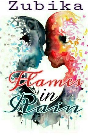 Flames in Rain by Zubika18
