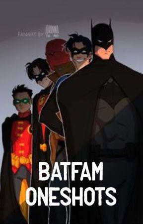 Batfam Oneshots - Red Robin/Tim Drake x Male!Reader - Wattpad