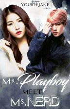 Mr.Playboy meet Ms.Nerd  by YourieJane