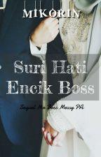 Suri Hati Encik Boss (√) by mikorin04