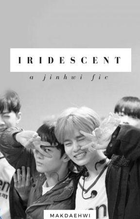 Iridescent; Jinhwi by makdaehwi