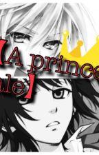 A prince's tale (bxb) by AlbinoCharcoal