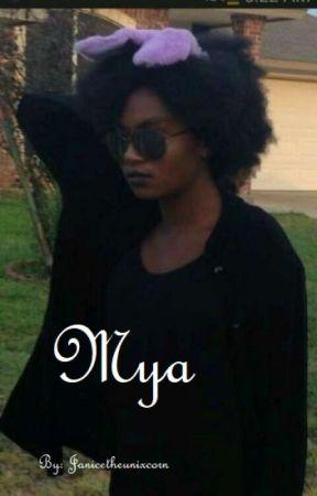 Mya by Janicetheunixcorn