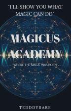 Magicus Academy: Where The Magic Was Born by tedddybare