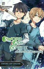 Sword Art Online Alicization Beginning (light novel Volume 9) by smashyeugi