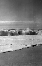 Le vide entre les vagues - OC & Larry by Mephitis