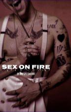 [ZARRY/ZIAM] Sex On Fire by Ziamyheart