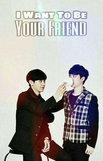 أود أن أكون صديقك {chansoo}✔
