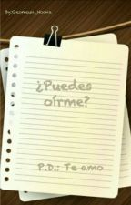 ¿Puedes oírme? by Geomeun_Noona