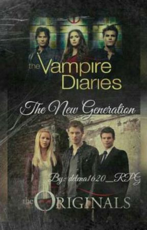 The New Generation A Tvd And To Rpg Steroline Kinderzimmer