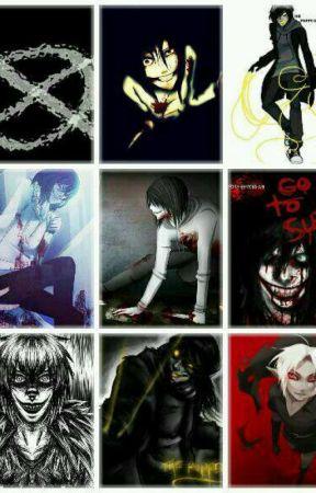 Песни в головах персонажей крипипасты 1 ая часть бесплатно.