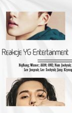 Reakcje YG Entertainment by GirlsUlzzang